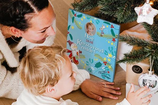 Een gepersonaliseerd kinderboek