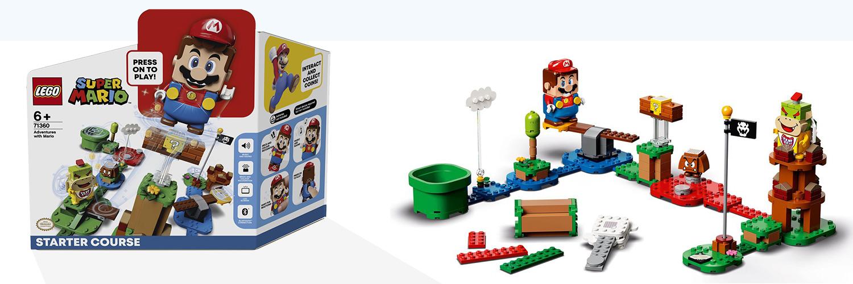 LEGO Super Mario Avonturen met Mario Startset (71360)