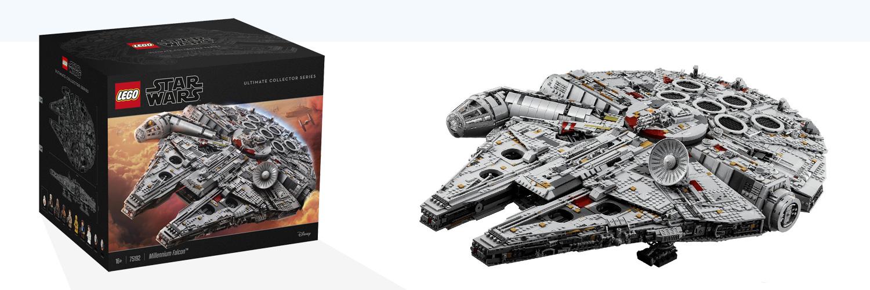 LEGO Star Wars UCS Millennium Falcon (75192)