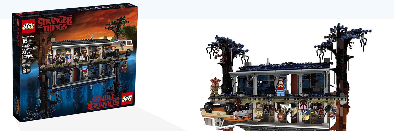LEGO Stranger Things The Upside Down (75810)